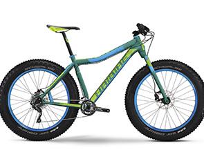 Fahrräder - Fat Curve 610