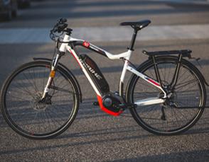 E-Bike - Haibike Trekking